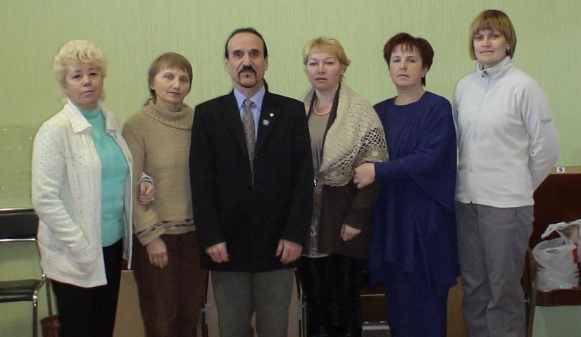 Семинар в Екатеринбурге, 2012г.