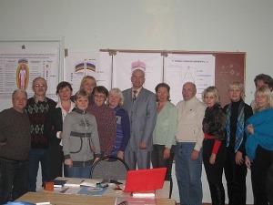 Семинар в Нижнем Новгороде проводит Вовк О.Е.