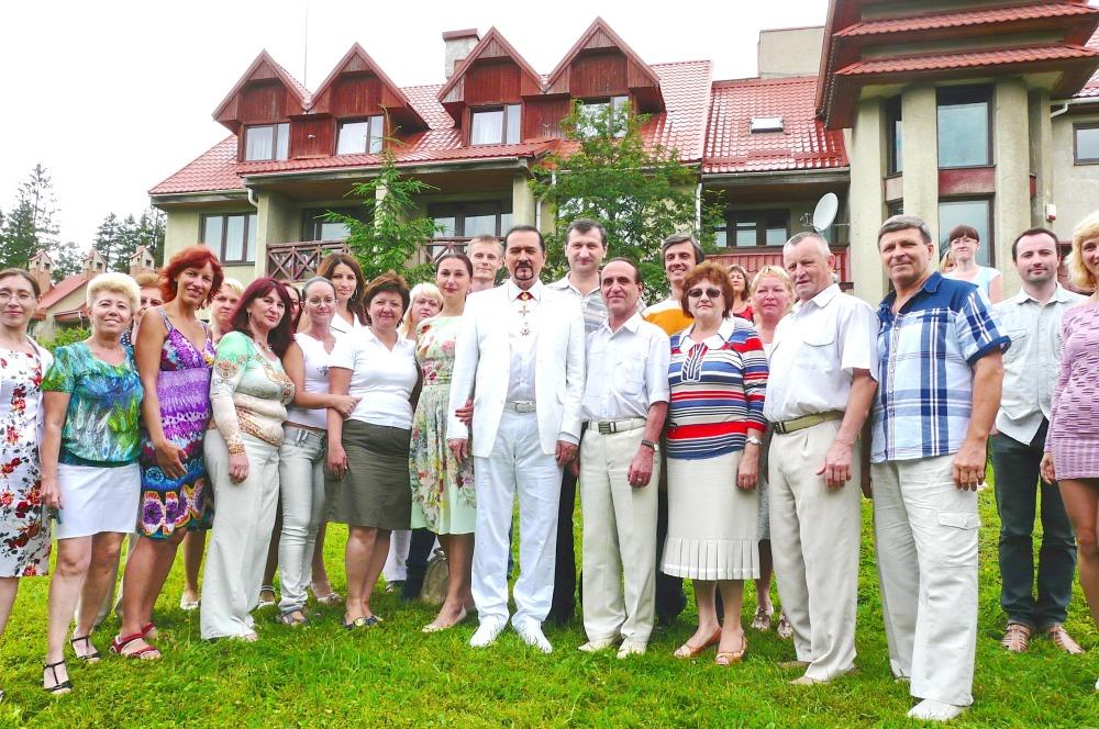 Семинар, Карпаты Подготовка Прогностов 25-29 июня 2013г.